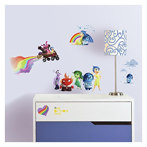 RoomMates Inside Out Peel and Stick Wall - Out Decal