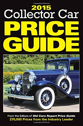 Old Cars Price Guide - 5