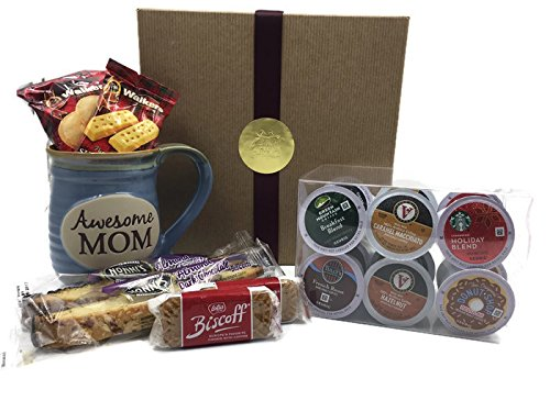 Awesome Mom Coffee Gift Set