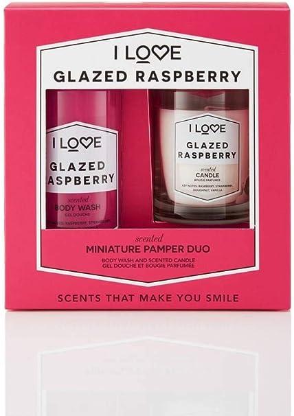 I Love Set de Baño, 160 ml, Pack de 1: Amazon.es: Belleza
