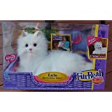 Furreal Friends Lulu My Cuddlin Kitty Cat White