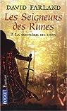 Les seigneurs des runes, Tome 2 : La confrérie des loups par Wolverton