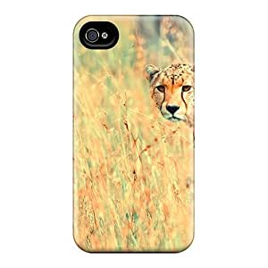 Snap-on The Gorgeous Cheetah Case Cover Skin Compatible With Iphone 4/4s