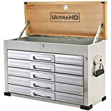 UltraHDHeavy Duty 5-Drawer Stainless Steel Tool Box