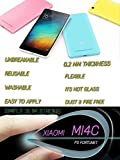 0.2mm UNBREAKABLE TEMPERED GLASS REUSABLE SCREEN PROTECTOR Film Guard FOR Xiaomi Xiaomi Mi 4c - PS FORTUNET