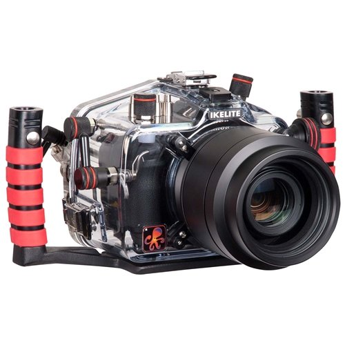 Ikelite Canon EOS 5D Mark II Housing Underwater Camera, Clear (6871.02) by Ikelite