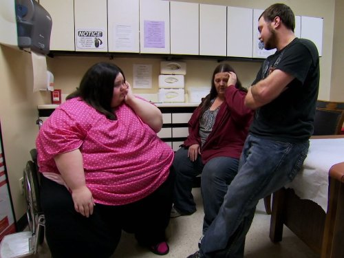 Christina's Story (Steven And Justin My 600 Lb Life)