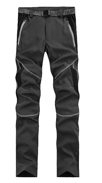 Hibasing Pantalones de Deporte al Aire Libre Unisex Pantalones de ...