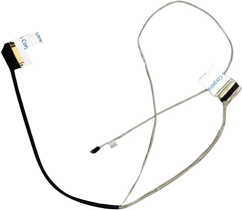 Zahara LCD LED LVDS Video Screen Display Cable Replacement for Dell inspiron 15-3559 3551 3552 3558 0X2MP1 Non-Touch