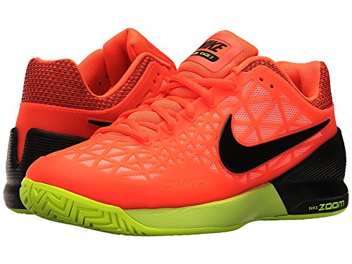 a13de5fac6 orange nike tennis shoes