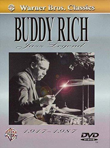 Buddy Rich: Jazz Legend, 1917-1987