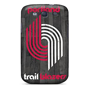 Durable Case For The Galaxy S3- Eco-friendly Retail Packaging(nba Hardwood Classics)