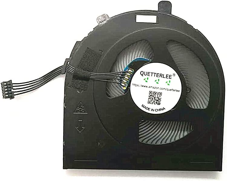 QUETTERLEE Replacement New CPU Cooling Fan for Lenovo Thinkpad E480 E485 E580 E585 Series EG50050S1-CC10-S9A Fan