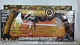Kidztoyz Outdoor Hunter Toy Compound Bow Set