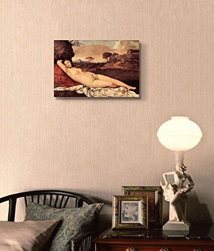 Sleeping Venus by Giorgione
