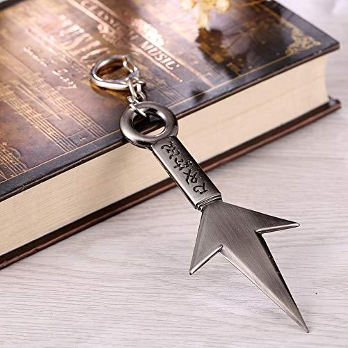 Amazon.com : Key Chains - Jewelry Hot Anime Naruto Keychain ...