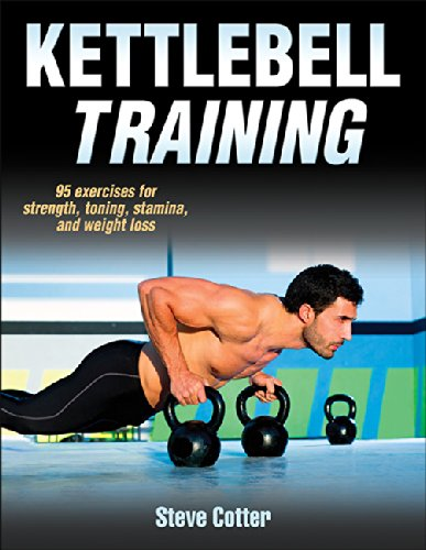 Kettlebell Training Steve Cotter product image
