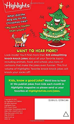 Best Kids Christmas Jokes Ever! (Highlights Joke Books)