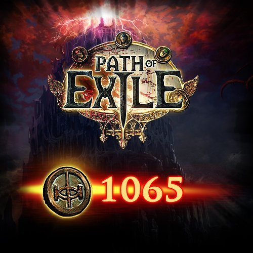 Path of Exile: 1065 Points [Download] by Grinding Gear Games