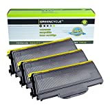 greencycle ® 3 PK Compatible with Brother TN360 Toner Cartridges High Yield For DCP-7045N HL-2150N