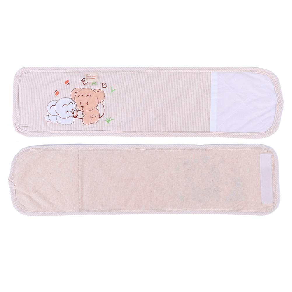 Baby Belly Belt Warm Anti-Kick Toddler Belly Protection Umbilical Cord Waist Support Belt L