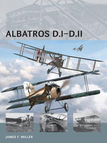 Albatros D.I–D.II (Air Vanguard Book 5)