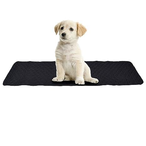 Colchón impermeable para mascotas, manta lavable para perro o gato
