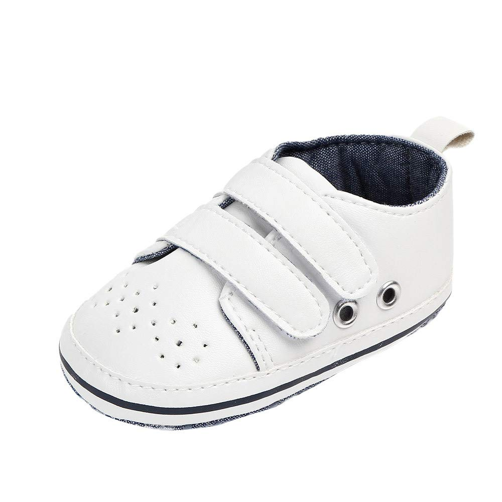 UCQueen Cute Baby Boys Newborn Infant Baby Casual First Walker Toddler Shoes