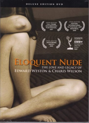 SPECIAL EDITION Eloquent Nude Photographer Legacy Edward Weston & Charis Wilson DVD.