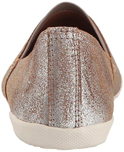 Slip Sneaker Multi on Melanie FRYE Women's Silver 1OwqxHqZE