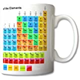 Periodic Table of the Elements Mug Chemistry Student Teacher Gift Cup Gift Retro by GrassVillageTM