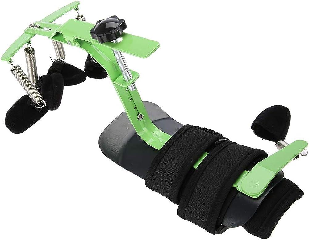 oueaen Fisioterapia de Manos-Manos Fisioterapia de Dedos Entrenamiento de muñeca y Dedo Dispositivo ortopédico dinámico