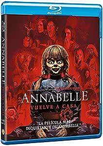 Annabelle Vuelve A Casa Blu-Ray [Blu-ray]