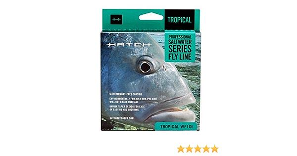HATCH Saltwater Tropical Intermediate//Fast Sink 350 grain Fly Fishing Line NEW
