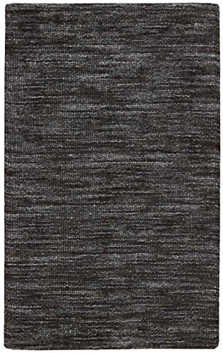 Nourison Wav10 Grand Suite Char Rectangle Area Rug, 2-Feet 3-Inches by 3-Feet 9-Inches 2 3 x 3 9