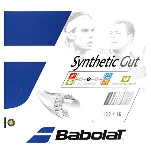 Babolat Synthetic Gut 16G Tennis ()