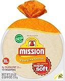 Mission, White Corn Tortillas, 30 Count, 25oz Bag
