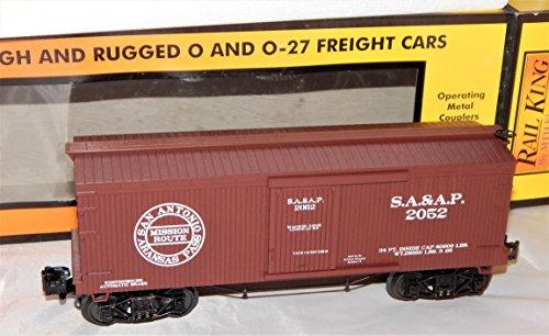 MTH 30-74380 TCA 2006 SA&AP San Antonio Aransas Pass Box Car BANQUET TABLE PRIZE ()