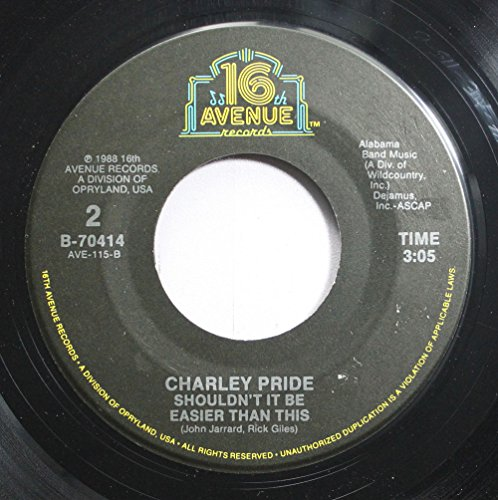 Charley Pride - I