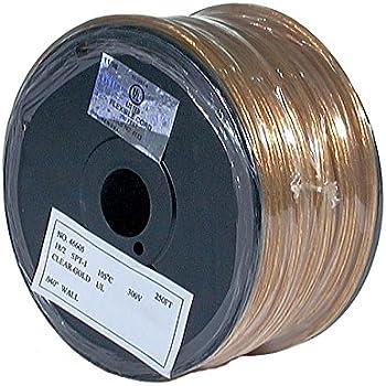 Plastic Cord Bushing B/&P Lamp Bakelite Black 1//8M