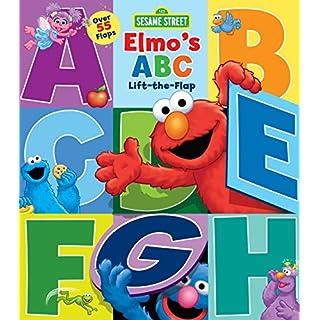 Sesame Street: Elmo's ABC Lift-the-Flap (29)