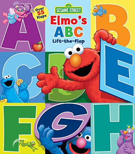 - Sesame Street: Elmo's ABC Lift-the-Flap