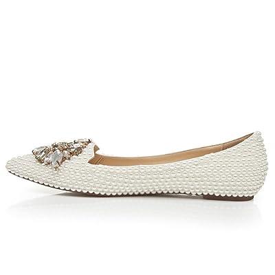 2017 nouvelle diamant sauvage doux a des chaussures plates élégant et confortable vague casual Shunv Xie