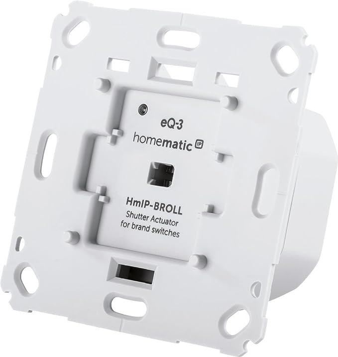 Homematic IP Smart Home Starter Set Beschattung - Intelligente ...