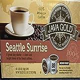 Java Gold Seattle Sunrise Medium Roast Coffee-For