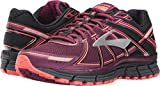 Brooks Women's Adrenaline ASR 14 Black/Ebony/Pickled Beet 8.5 B US