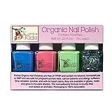 Karma Kids Box Set No. 1 - Nail Polish; Non-Toxic, Vegan and Cruelty-Free