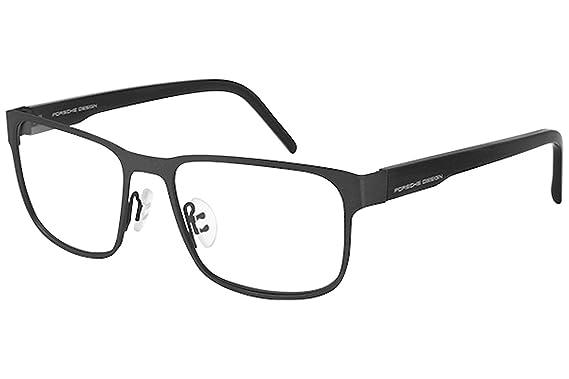 f30a7301c462 Amazon.com  PORSCHE DESIGN P 8291 Eyeglasses Dark Gray A  Clothing