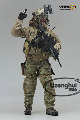 Veryhot CCT Combat Control Team 1/6 Scale 1029 (NOT INCLUDING THE BODY)
