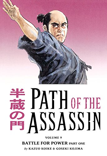 Amazon Path Of The Assassin Volume 9 Battle For Power Part One